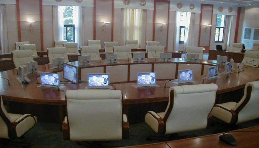 数字有线会议系统