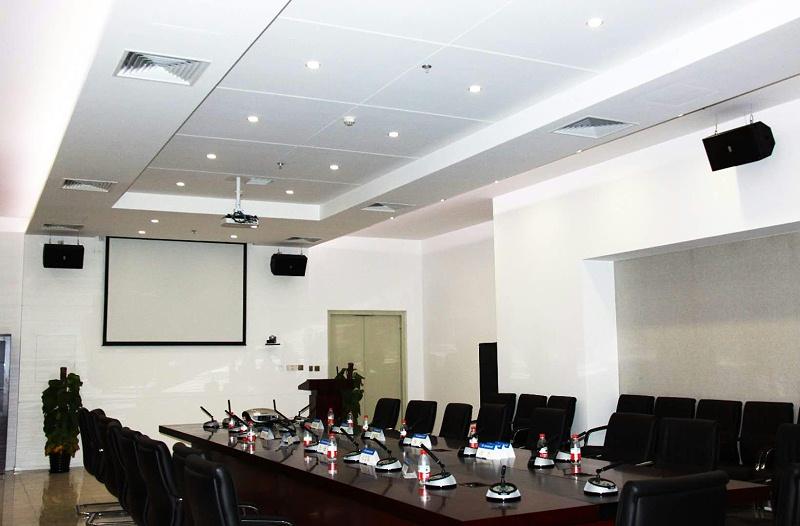 会议室音响系统工程具体的设置步骤