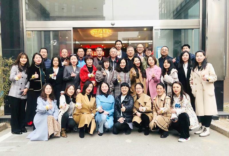 """北京市智能建筑協會慶""""女神節""""活動在ZOBO卓邦成功舉行"""