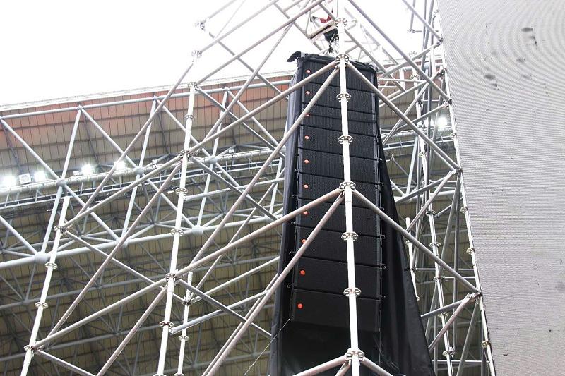 体育场音响系统