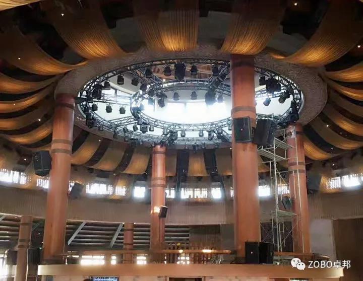 舞台音响对表演的影响