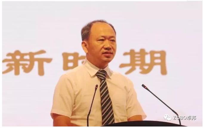 富士康科技集团总经理郑光杰致辞