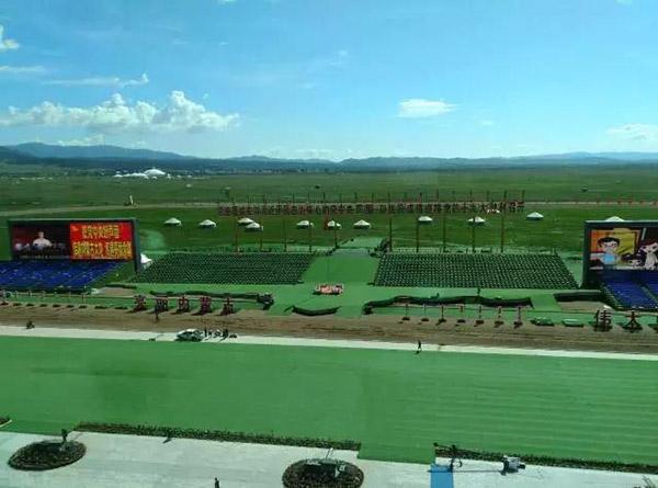 前方高能!卓邦为内蒙古自治区成立70周年大庆保驾护航