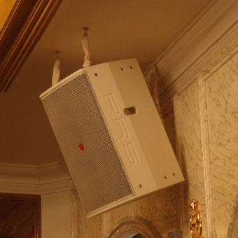 KTV音响系统网络的设计原理
