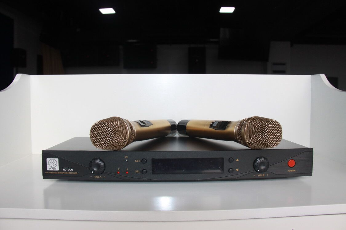 意大利PRS MC1000话筒