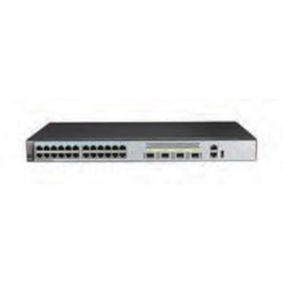 ZOBO FreeNet-HS系统万兆网络交换机FN-S24W-P