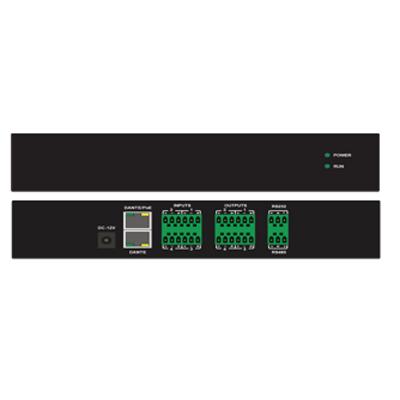 FreeNet-A全网络化音频数字音频处理器FN-A0404D
