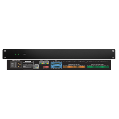 FreeNet-A全网络化音频数字音频处理器FN-A0808D