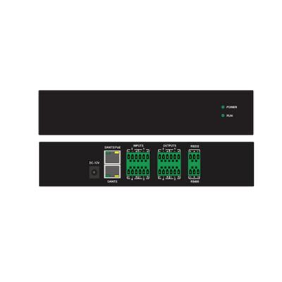FreeNet-A全网络化音频4进4出墙面式接口盒FN-A44D/P
