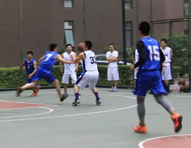 最后战役之卓邦篮球赛五战