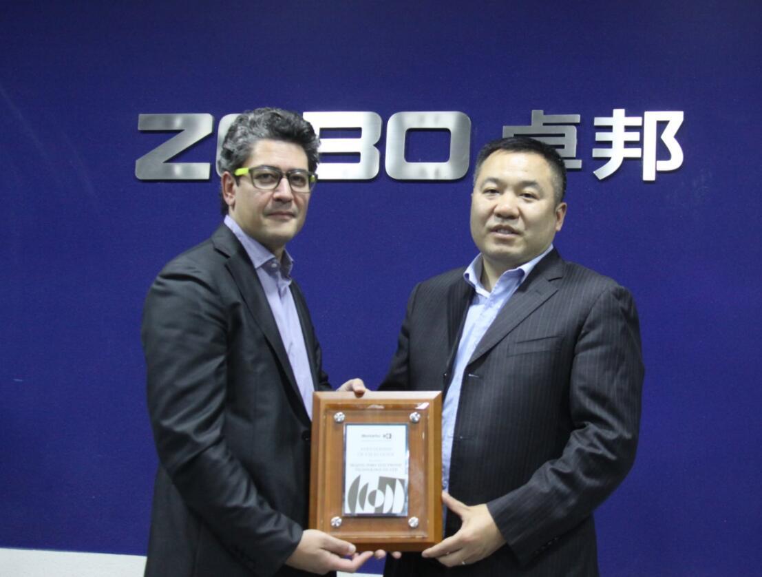 喜讯|ZOBO卓邦荣获意大利Montarbo(蒙特宝)音响优质合作伙伴