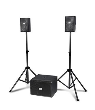 传声器插入调音台后音箱正常工作,对准传声器说话时为什么音箱无声?