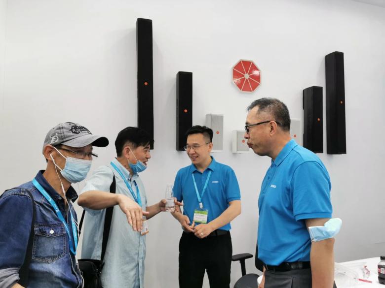 ZOBO卓邦携重磅产品亮相2021广州展览会,参展首日盛况曝光!1335
