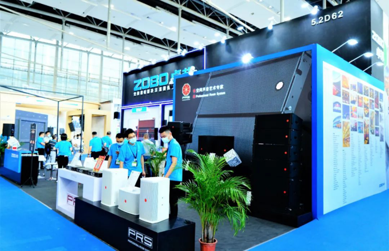ZOBO卓邦携重磅产品亮相2021广州展览会,参展首日盛况曝光!134