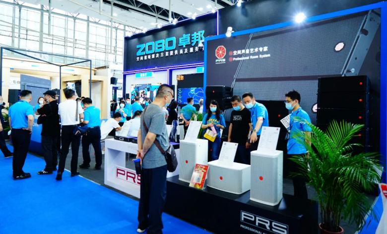 ZOBO卓邦携重磅产品亮相2021广州展览会,参展首日盛况曝光!1323