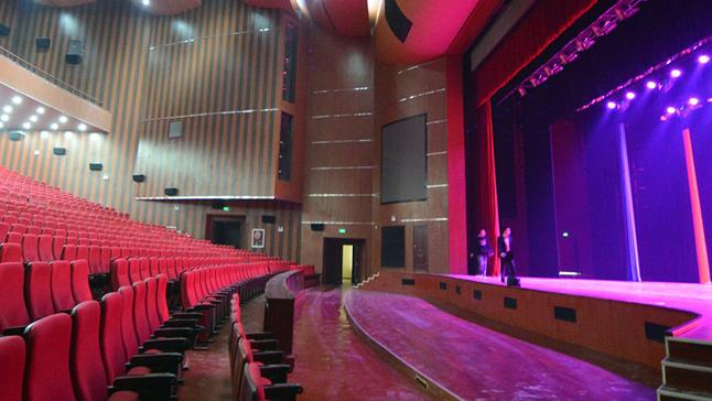 剧场剧院音响空间运动与布局分析