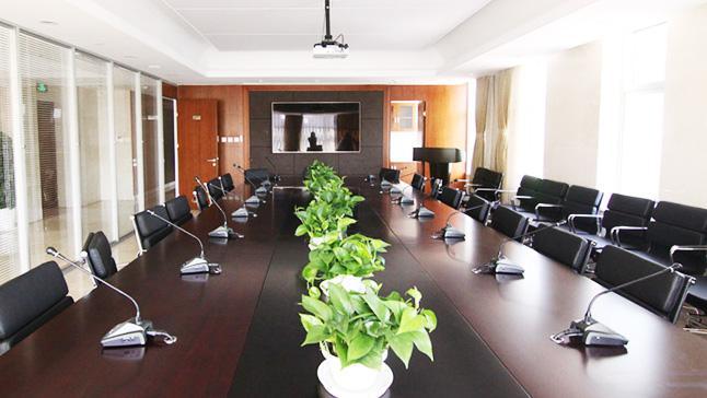 100平米以下会议室音频扩声系统解决方案
