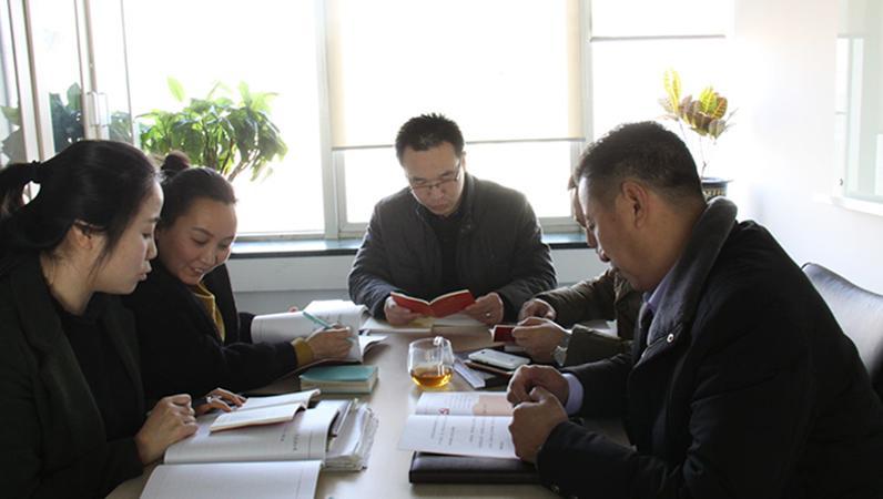 中共北京卓邦电子技术有限公司支部委员会成立(六)