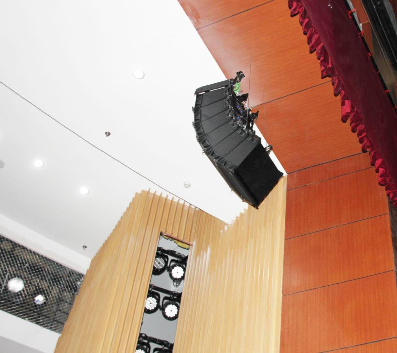 音響設備調音在演出現場中的效果運用