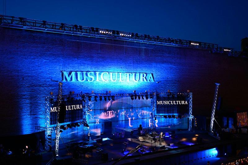 大型晚会中音响系统的设计