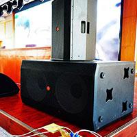 多功能厅音响系统的设计与研究