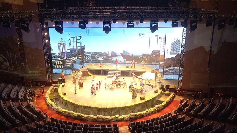 小剧场话剧的舞台音响系统搭建