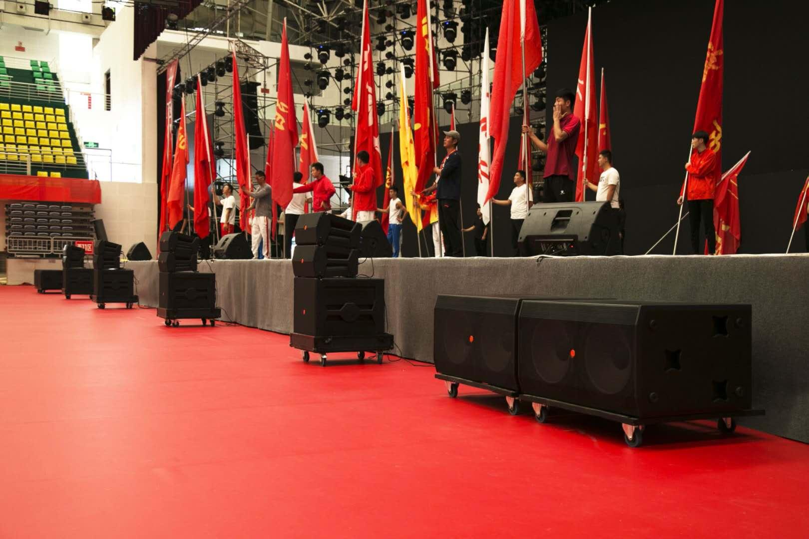 浅析舞台音响在舞台艺术中的作用