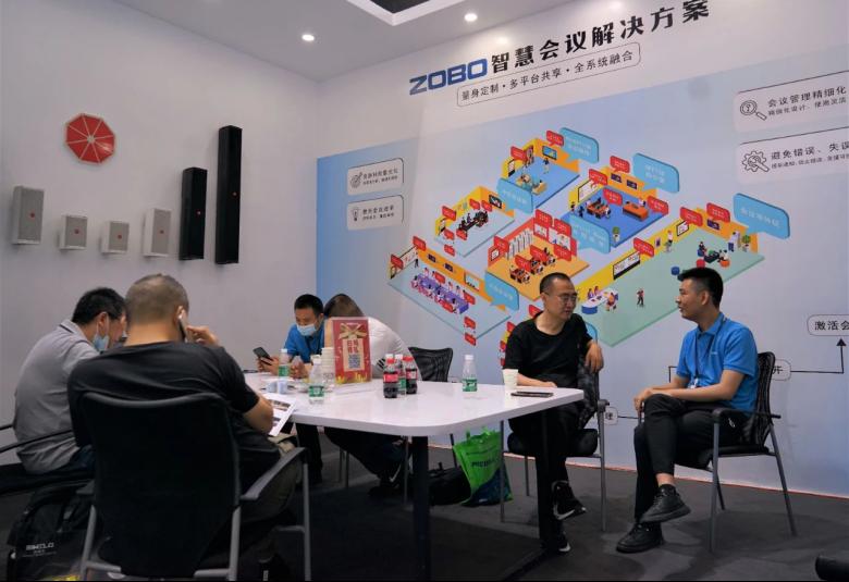 第三天火热依旧、精彩回顾丨ZOBO卓邦在广州展会,欢迎您的到来311