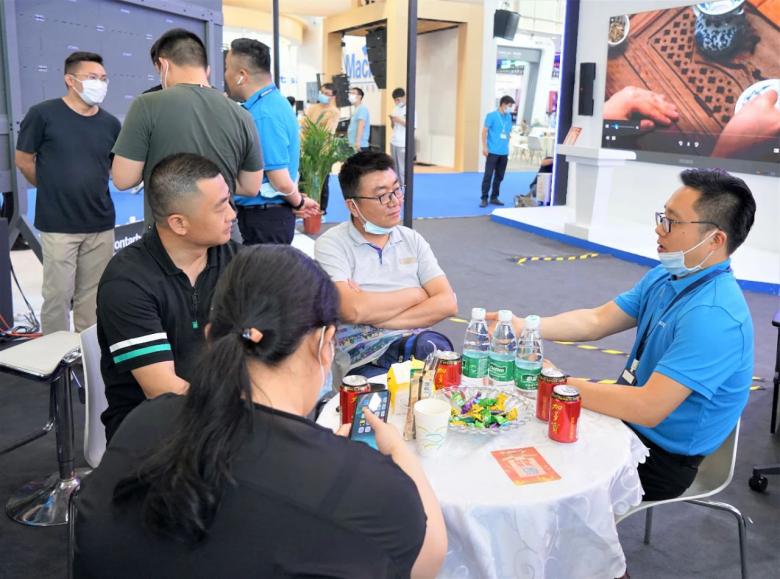 第三天火热依旧、精彩回顾丨ZOBO卓邦在广州展会,欢迎您的到来299