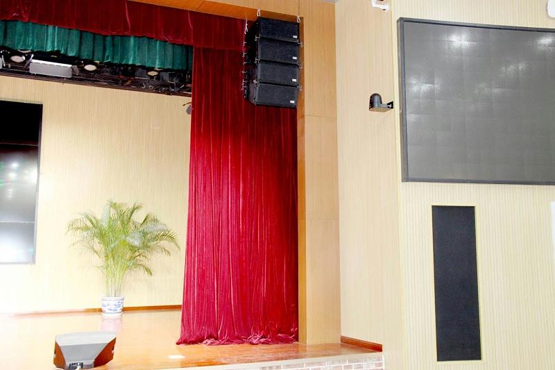 现场音响扩声系统与实况录音音响处理技巧