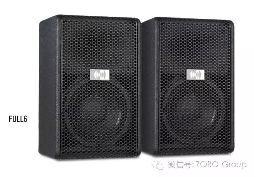 FULL6 500W 最大声压级125dB!!!
