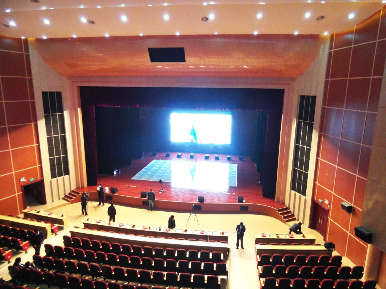 表演中舞台音响设备效果的处理