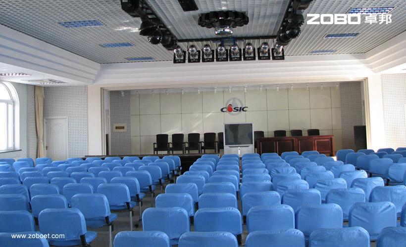 航天六院会议音频扩声系统