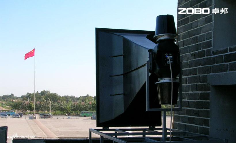 天下第一城多功能厅音频扩声系统1