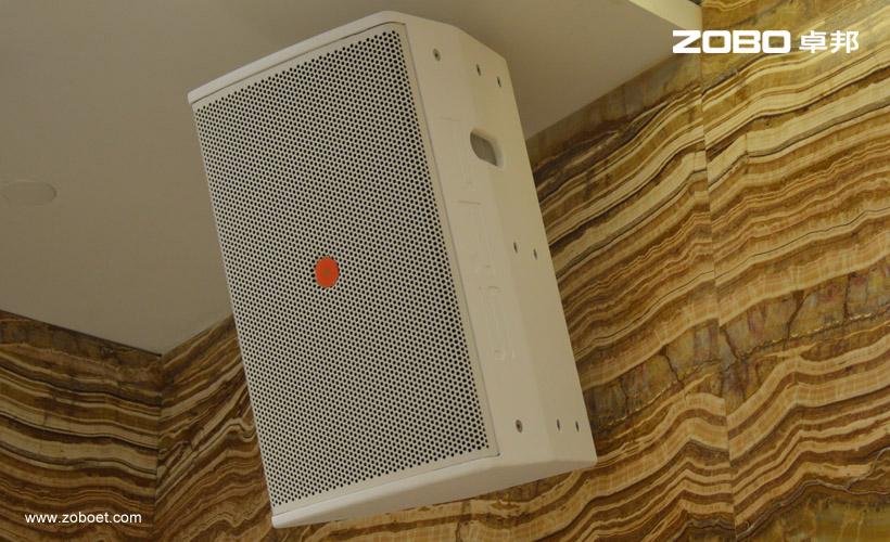 百富怡酒店音频扩声系统项目工程4