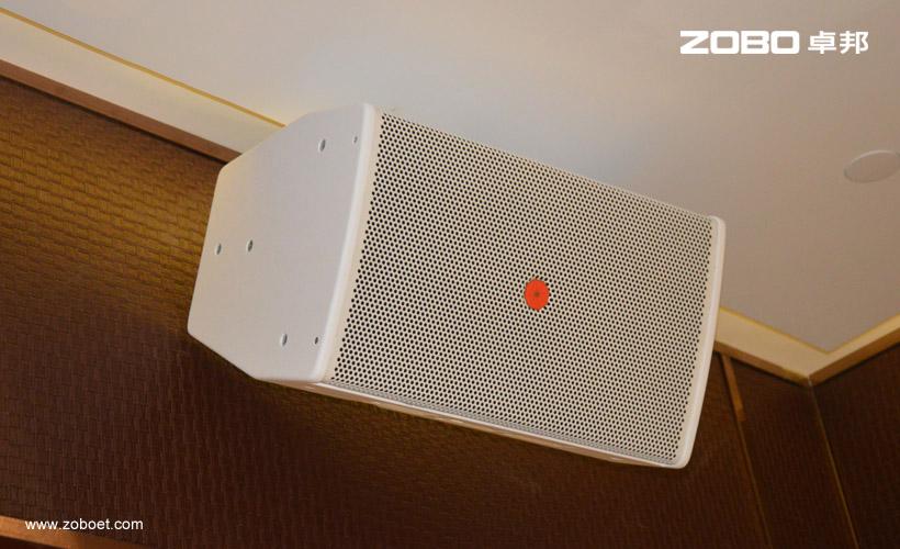 百富怡酒店音频扩声系统项目工程5