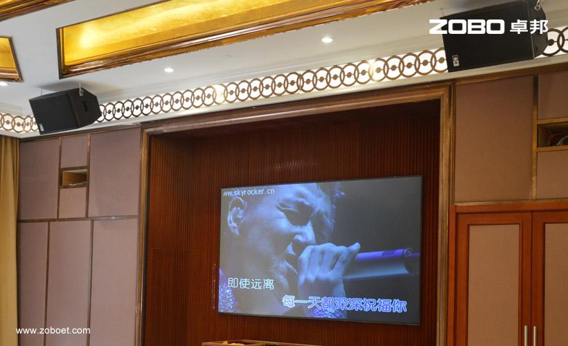 百富怡酒店音频扩声系统项目工程6