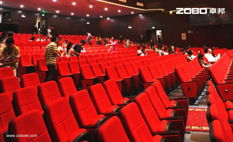 洛阳国学剧院音频扩声系统2