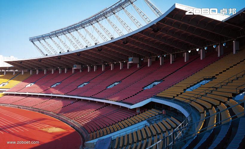 北京工人体育场音频扩声系统1