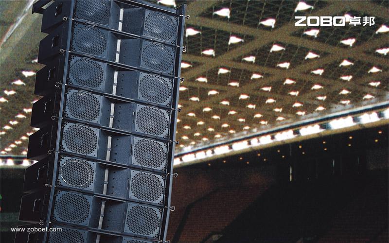 首都体育馆音频扩声系统2