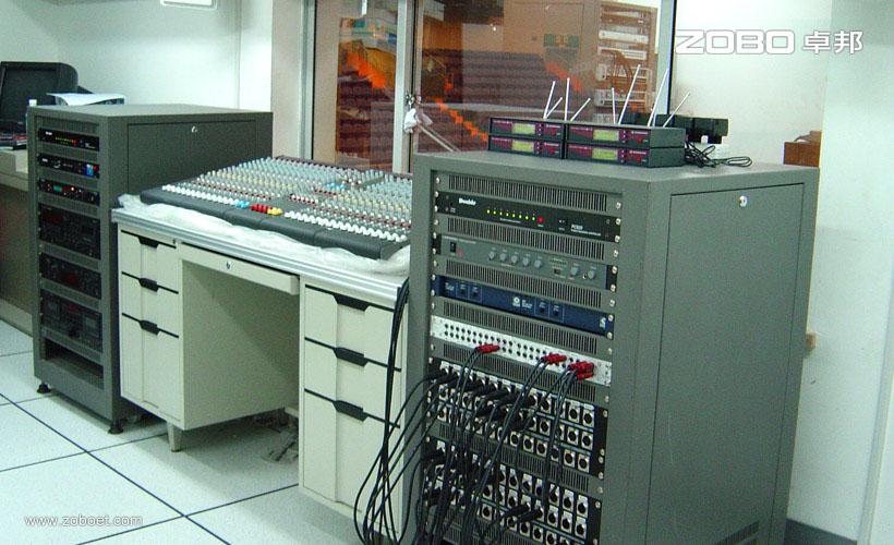 昆山体育中心体育馆音频扩声项目4