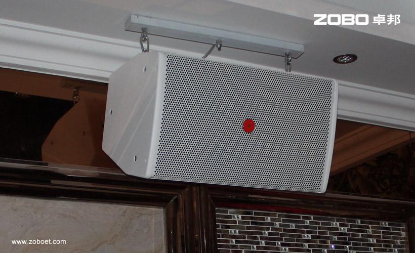 大富豪KTV包房音频系统3