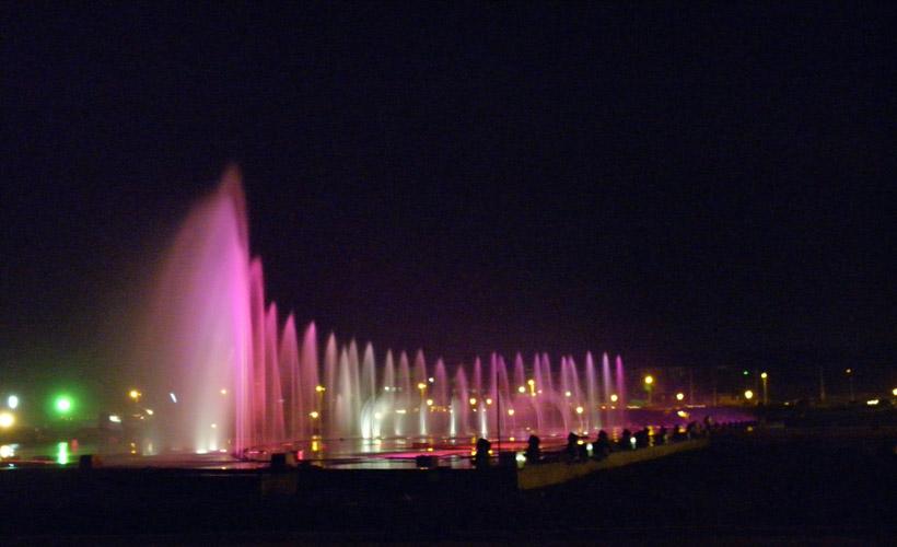 辽宁文化广场音乐广播扩声系统1