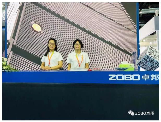 2019北京PALM EXPO ZOBO卓邦最后一天精彩回顾!
