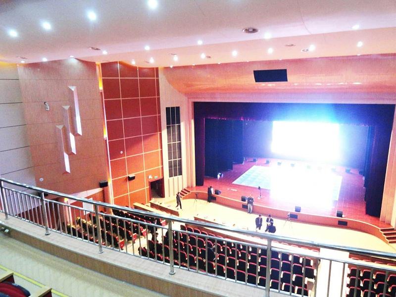 舞台音响与灯光