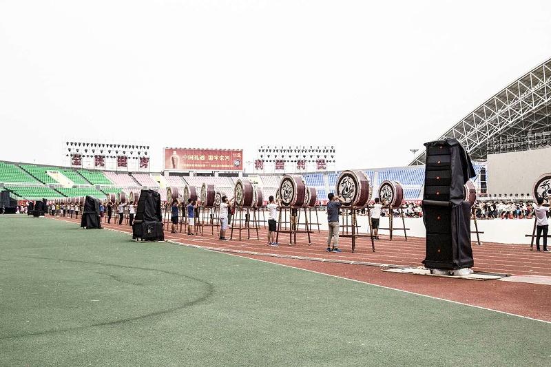 体育场馆大型文艺演出的音响设计