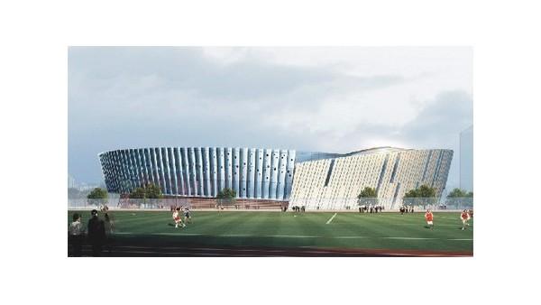 山东大学综合体育馆音视频系统由ZOBO卓邦打造