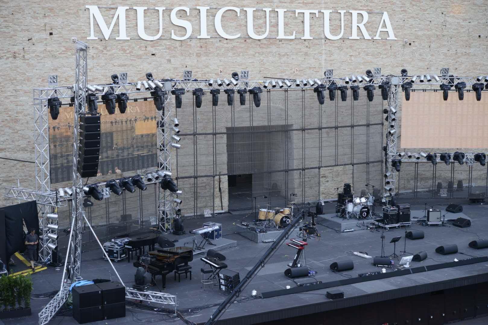 音响设备在舞台艺术中的应用