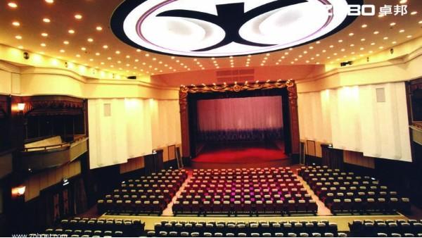 河南英协剧场音视频系统由ZOBO卓邦打造
