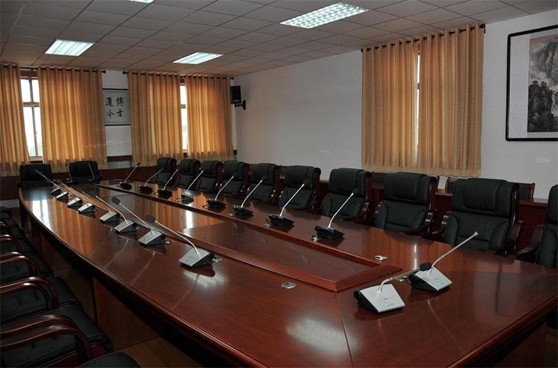 会议室音响设备操作及其常见问题